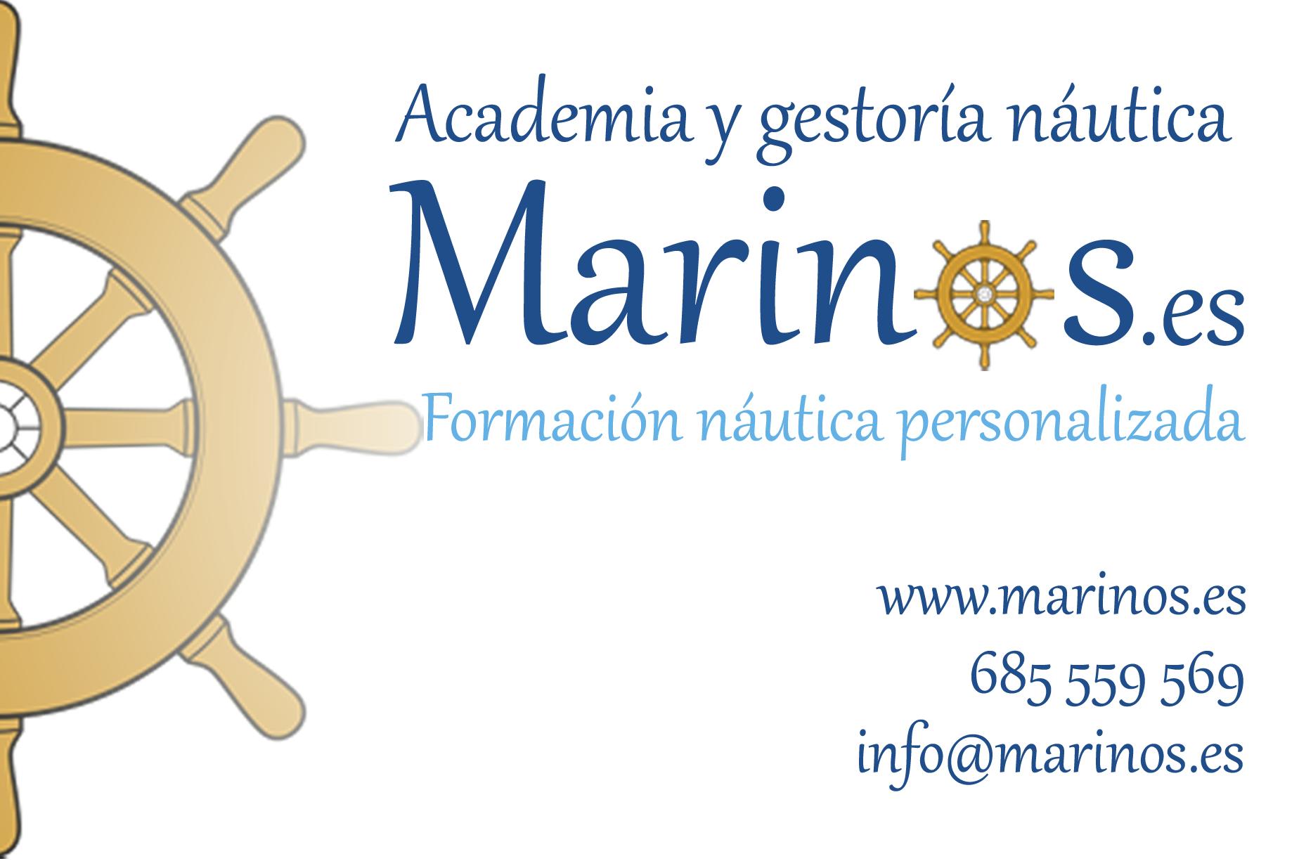 Academia y gestoría náutica Sevilla Huelva MARINOS