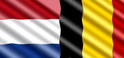 bandera belgica holanda
