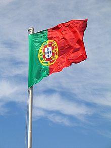 bandera portuguesa