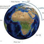 Cómo calcular las coordenadas geográficas en una carta náutica