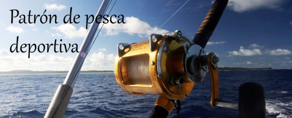 Curso de patrón de pesca recreativa Academia náutica MARINOS Huelva y Sevilla
