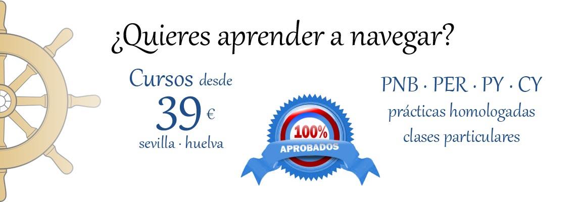Cursos PNB PER PY CY Sevilla Huelva MARINOS