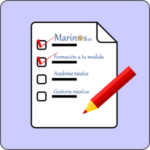 Examen Academia náutica de Sevilla Marinos