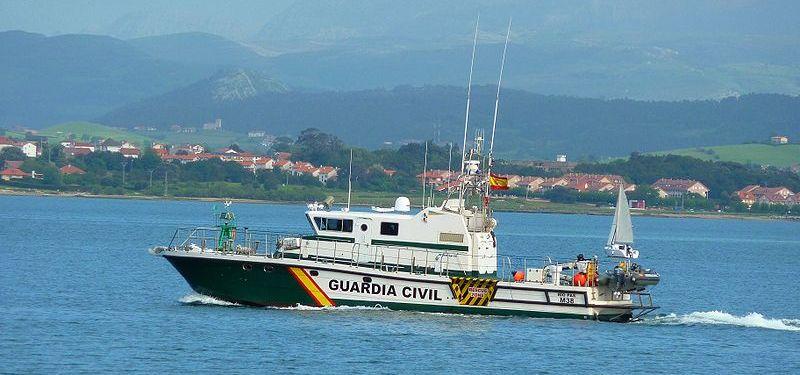Guardia Civil Servicio Marítimo