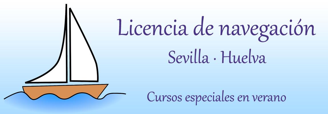Licencia navegacion
