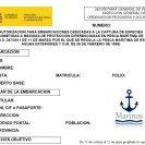 licencia de pesca de altura