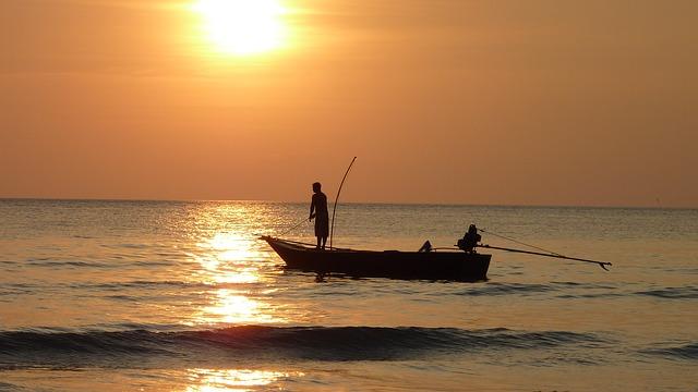 Pesca deportiva desde barco