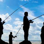No se permite la pesca deportiva
