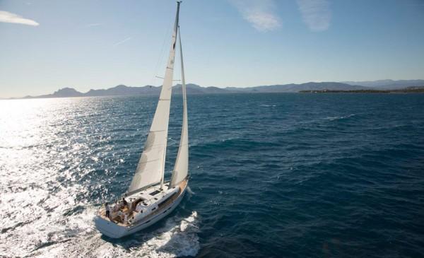 Prácticas de navegación a vela PNB, PER, Patrón Capitán yate Academia náutica MARINOS