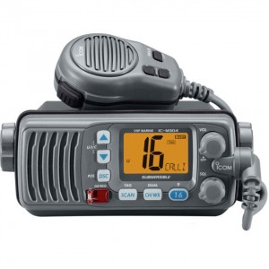 Emisoras VHF de banda marina
