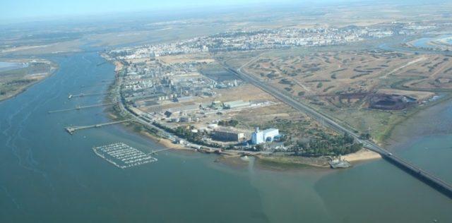 Rutas en barco Huelva
