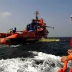 Emergencias de Salvamento Marítimo durante 2015