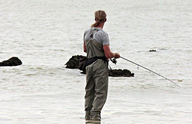 Se vuelve a autorizar la pesca deportiva