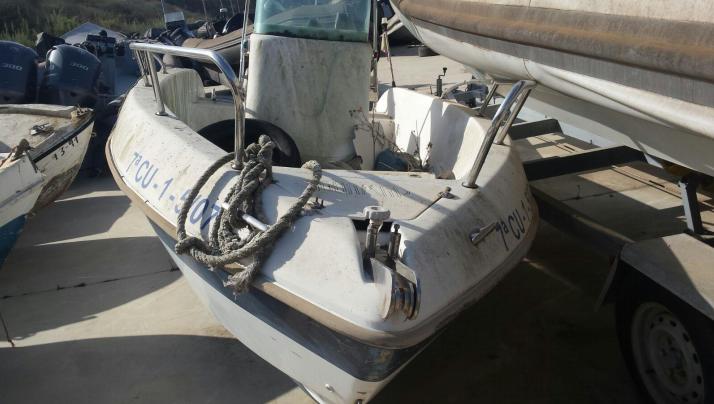 Subasta de barcos por enajenación directa – Cádiz (enero 2017)