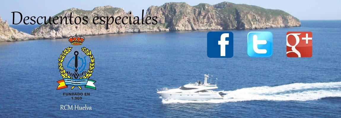 Titulin PNB PER Patron Capitan Yate Huelva RCM Descuento Marinos