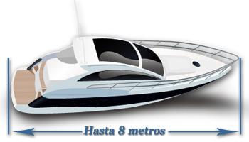 Atribuciones PNB Eslora Motor