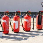 Zona de navegación 4: Equipos de seguridad, radio, contra incendios y salvamento