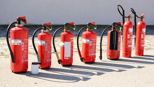 Extintor contra incendios