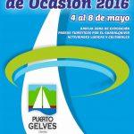 Feria del barco de ocasión 2018 en Gelves (Sevilla)
