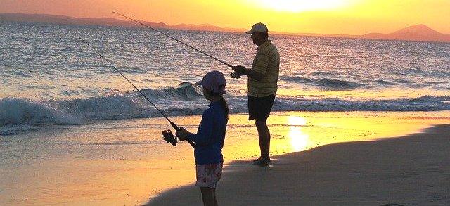 licencia de pesca marítima