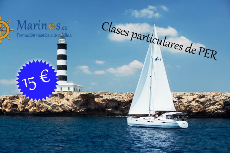 oferta clases particulares per academia nautica marinos