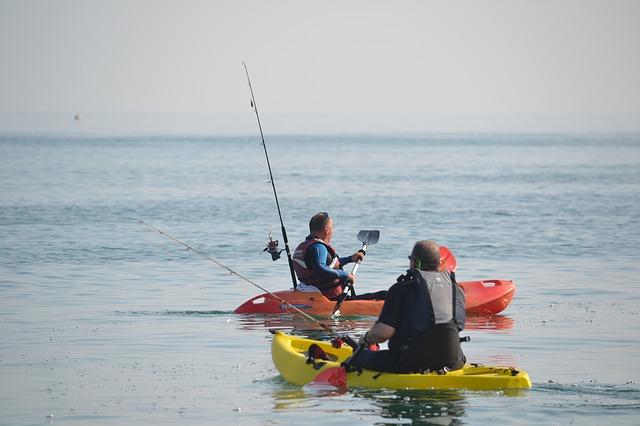 Licencia de pesca -Clases 1 y 2-
