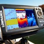 Sondas de pesca Mark y Elite de Lowrance con CHIRP